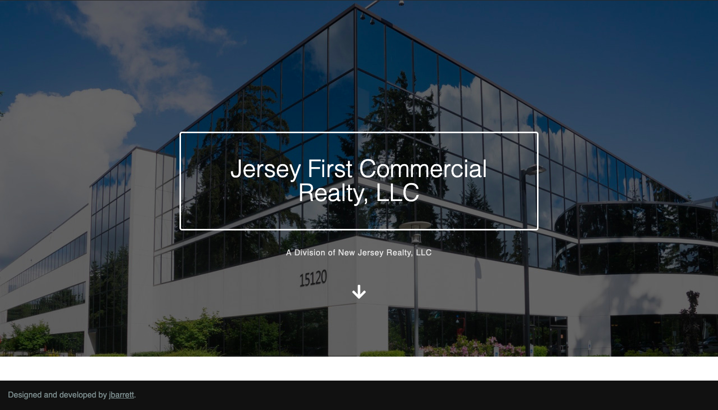 Jersey First Commercial Realty